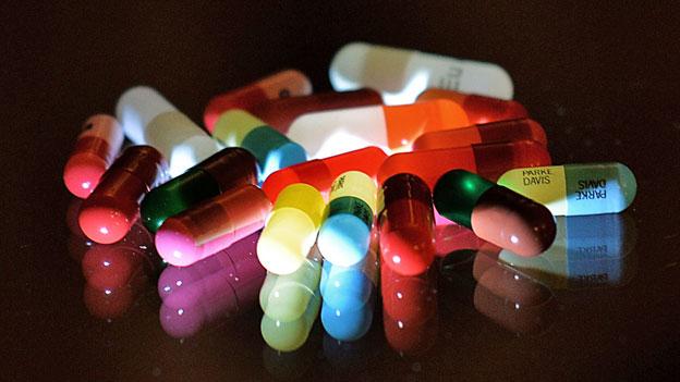 Neue Medikamente geben Pharmabranche Schub