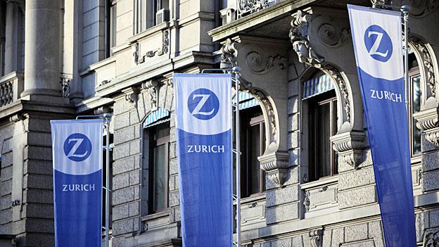 Zurich-Versicherung plant Stellenabbau im grossen Mass