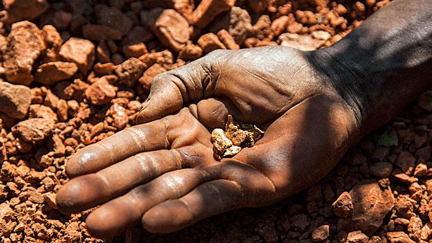 Gold-Raffinerie Metalor am Pranger