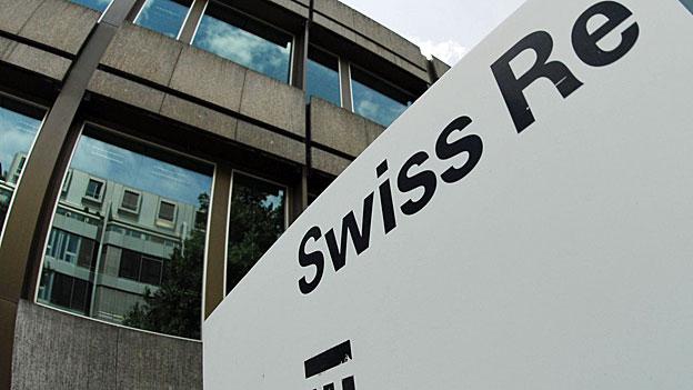 Swiss Re - auch eine Versicherung