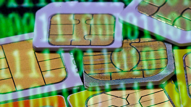 Die klassische SIM-Karte vor dem Verschwinden
