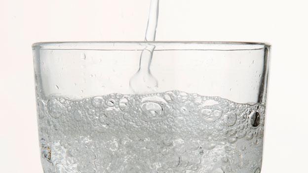 Durst auf Import-Mineralwasser