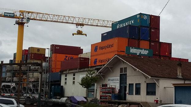 Sommerserie Transport & Logistik: wie der Container den Welthandel revolutionierte
