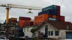 Audio «Sommerserie Transport & Logistik: wie der Container den Welthandel revolutionierte» abspielen.