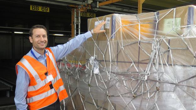 Sommerserie Transport & Logistik: Hochdruck in der Luftfracht