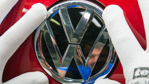 Der VW-Konzern erneut vor grossen Problemen
