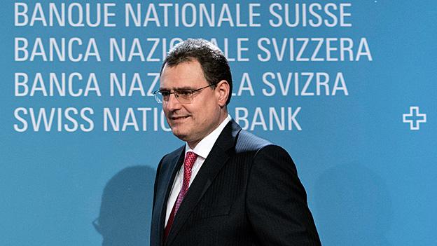 Die Freude der SNB über die Erhöhung des US-Leitzinses