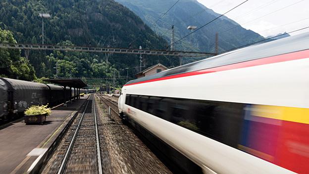 Der SBB droht Konkurrenz auf Fernverkehrsverbindungen