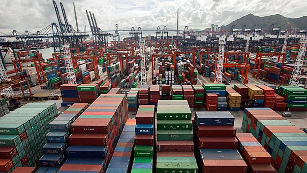 Audio «Chinas Wirtschaft – vom Eldorado in die Realität» abspielen.