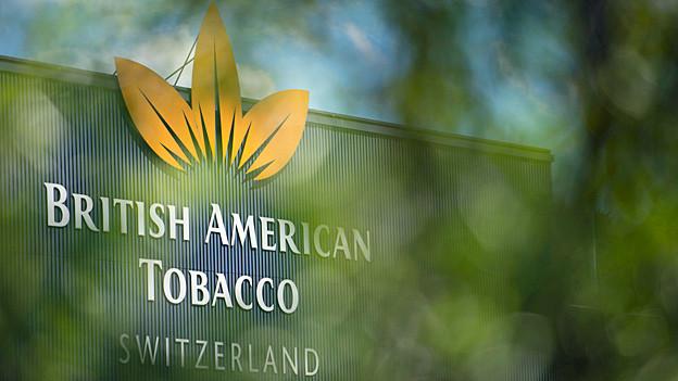Audio «Tabakkonzern BAT übernimmt Konkurrenten Reynolds» abspielen.
