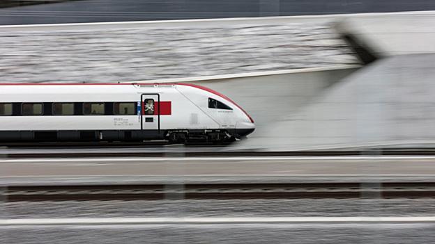 SBB-Gotthard-Basistunnel – erste Erfahrungen