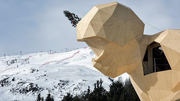 Audio «Nachhaltige Ski-WM – gute Ideen, zu wenig Zeit» abspielen