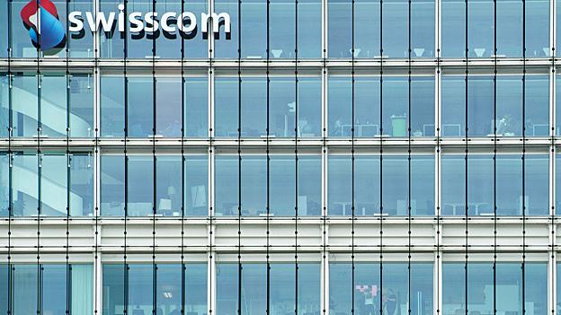 Swisscom – weniger Stellen trotz gutem Jahr