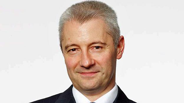 Fabrice Zumbrunnen – der neue Chef der Migros