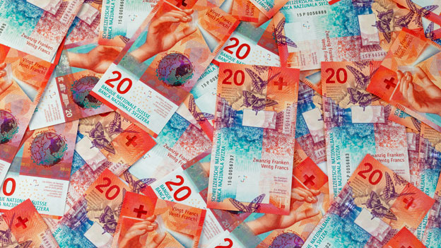 Die neue 20-Franken-Note wurde präsentiert