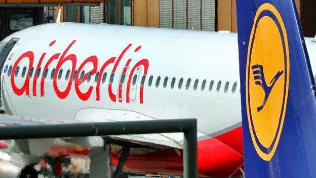 Air Berlin: Lufthansa übernimmt einen grossen Teil