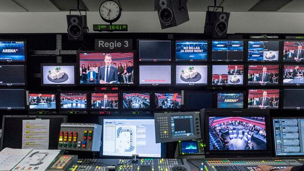 Wieviel Fernsehen und Radio lässt der Markt finanzieren?