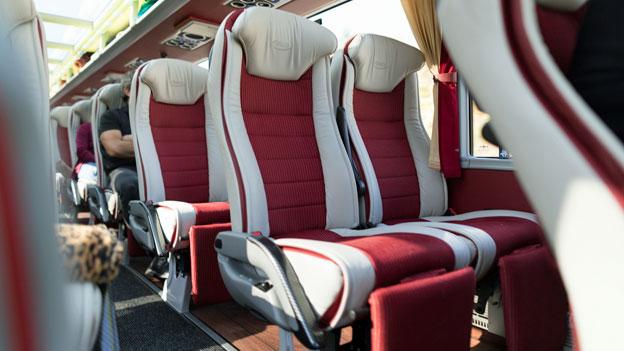 Konzession für Schweizer Fernbusse