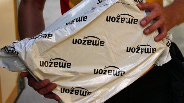 Post und Amazon spannen zusammen