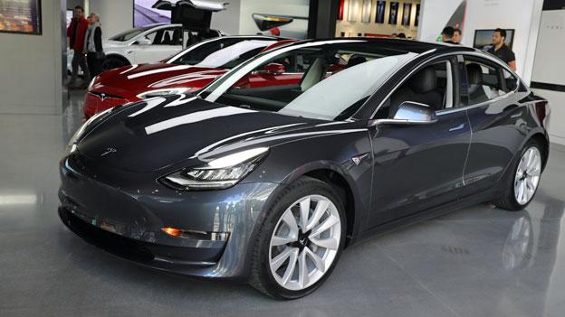 Wirtschaftliche Probleme bei Tesla