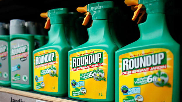 Glyphosat - ein Pflanzengift gerät in Verruf