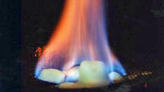 Methanhydrat - der mögliche Energieträger der Zukunft