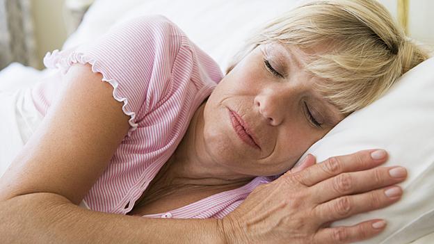 Schlafmangel im Alter