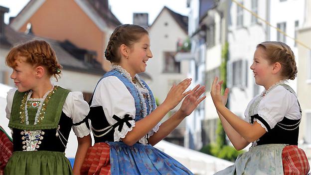 Stadt Aarau erhält den Zuschlag fürs Eidg. Volksmusikfest 2015