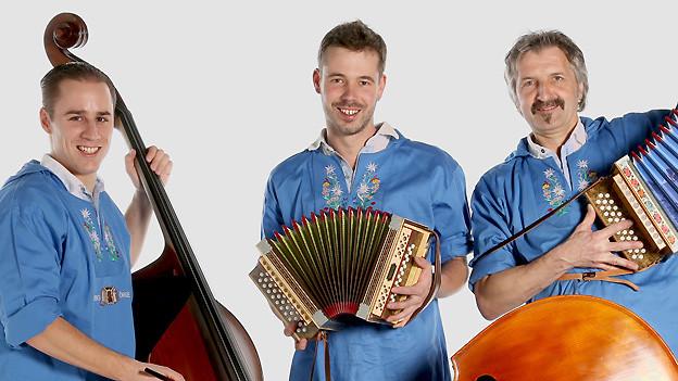 Audio «Turbo-Örgeler mit neuer CD» abspielen.