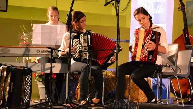 «Folklorenachwuchs 2013» - Rückblick und Ausblick