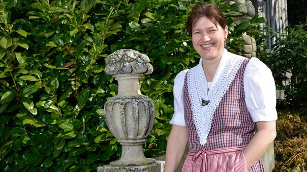 Audio «Hany Küttel - Bündner-Jodlerin aus der Innerschweiz» abspielen