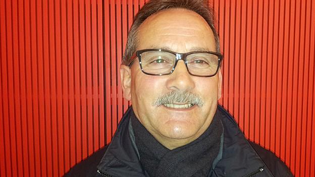 Willi Loosli geniesst sein Rentnerleben