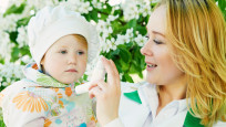 Audio «Auch Babys sind vor Allergien nicht gefeit» abspielen