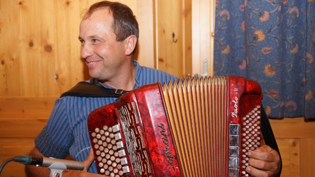 Livesendung aus Meiringen vom Schweizer Gesangfest