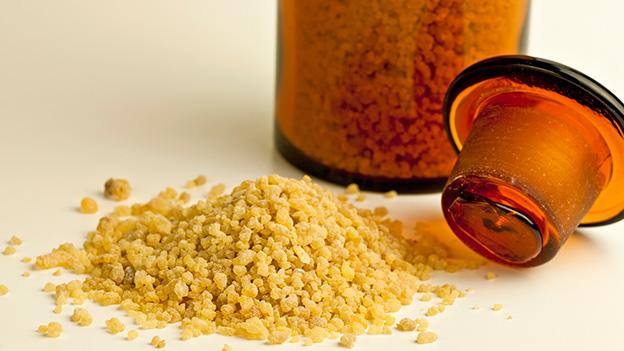 Gold, Weihrauch und Myrrhe in der Medizin