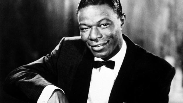 Straighten up with Nat King Cole