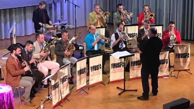 FIHUSPA für die Schweiz am Grand Prix der Blasmusik