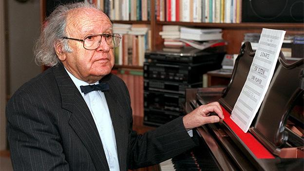 «Paul Huber – der Komponist und sein Werk» von Hanspeter Spörri
