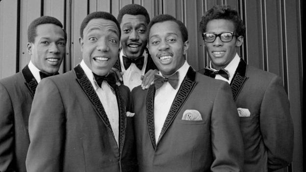 The Temptations - Die «Motown»-Boygroup