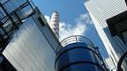 Das neue Holzkraftwerk steht direkt bei der KVA