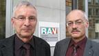 Jean-Pierre Gubser, Leiter RAV SG (links) und Johannes Rutz, Leiter Amt für Arbeit SG