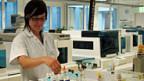 Im Labor der Bioanalytica in Luzern
