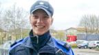 Martina Hüsser, Grenzwachtaspirantin