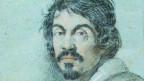 Caravaggio, gemalt von Ottavio Leoni (1621)