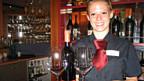 Virginia Liechti: Sie präsentiert gerne einen guten Tropfen Wein