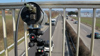 Mit dem Verkehrskontrollsystem VKS 3.1 überwacht die Kantonspolizei Bern unter anderem Fahrzeugabstände und Geschwindigkeiten auf Autobahnen.