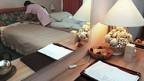 Feriengäste wollen saubere Hotelzimmer.
