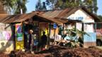 Laden in Kenia.