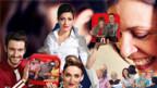 Fröhliches Fernseh-Völkchen in der Produktewerbung von Sunrise und Swisscom.