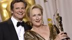 Colin Firth und Meryl Streep